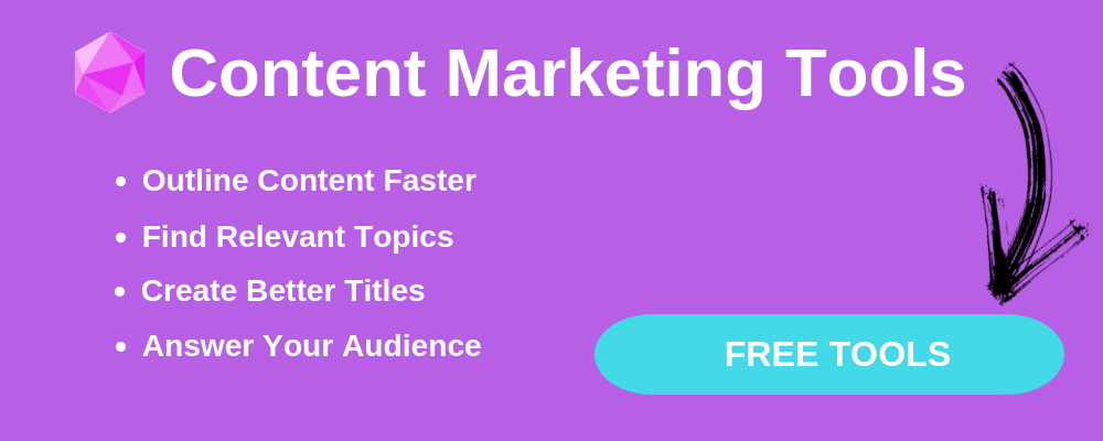 best free content marketing tools