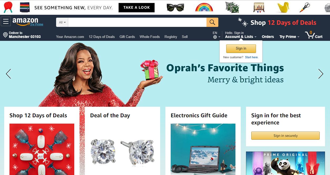 finding the best topics for your blog using amazon