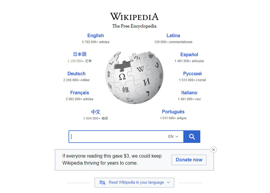 how can i find out what to write about in my blog using wikipedia
