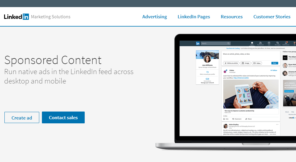 how to run linkedin b2b ad campaigns