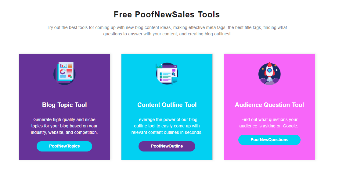 making the best content in your industry by making tools
