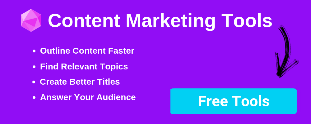 poofnewsales free content marketing tools
